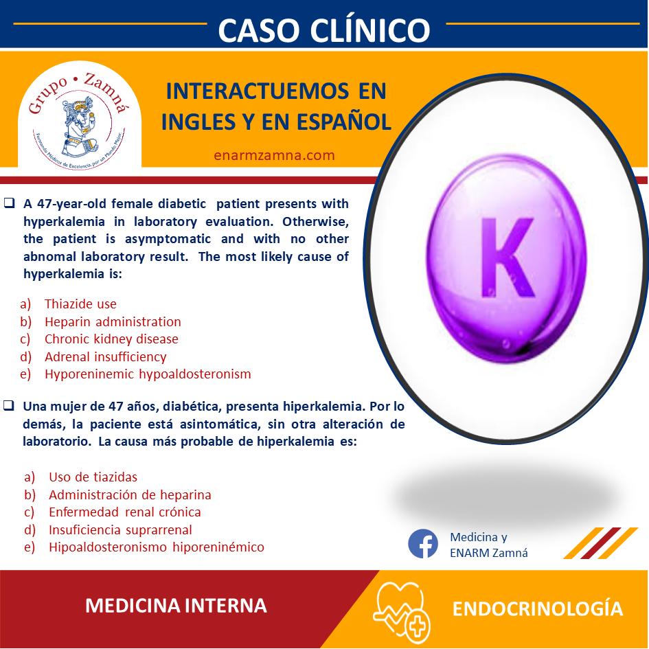 CASO CLINICO 12 DE HIPERCALCEMIA ZAMNÁ 2021
