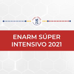 ENARM SÚPER INTENSIVO 2022